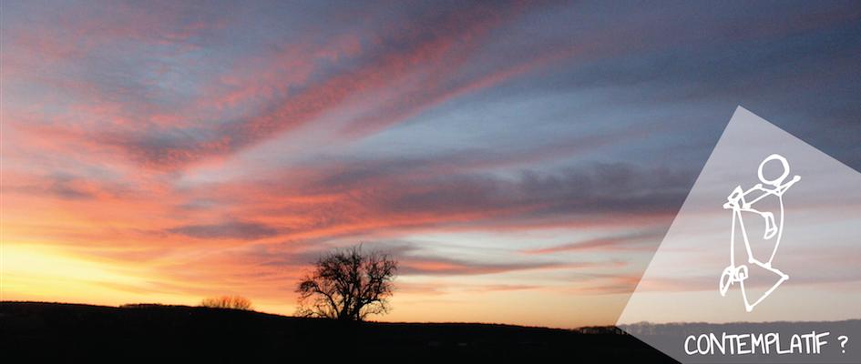 Les randonnées de Marie - La rando coucher de soleil